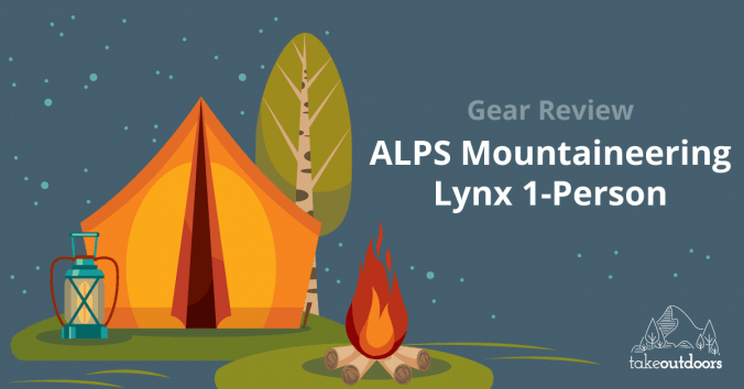 ALPS Mountaineering Lynx 1-Person Tent Review  sc 1 st  TakeOutdoors & ALPS Mountaineering Lynx 1-Person Tent Review - TakeOutdoors