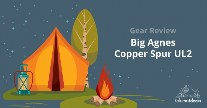 Featured Image of Big Agnes Copper Spur UL2