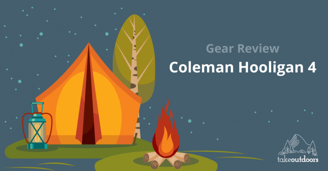 Coleman Hooligan 4 Review  sc 1 st  TakeOutdoors & Coleman Hooligan 4 Review - TakeOutdoors
