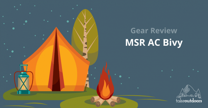 Featured Image of MSR AC Bivy