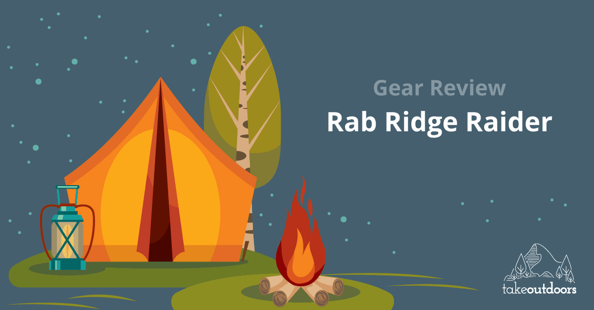 Featured image of Rab Ridge Raider