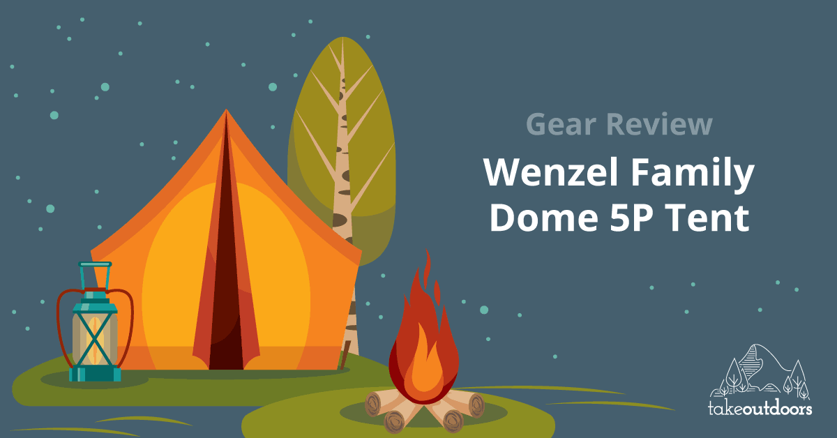 Featured Image of Wenzel Family Dome 5P Tent