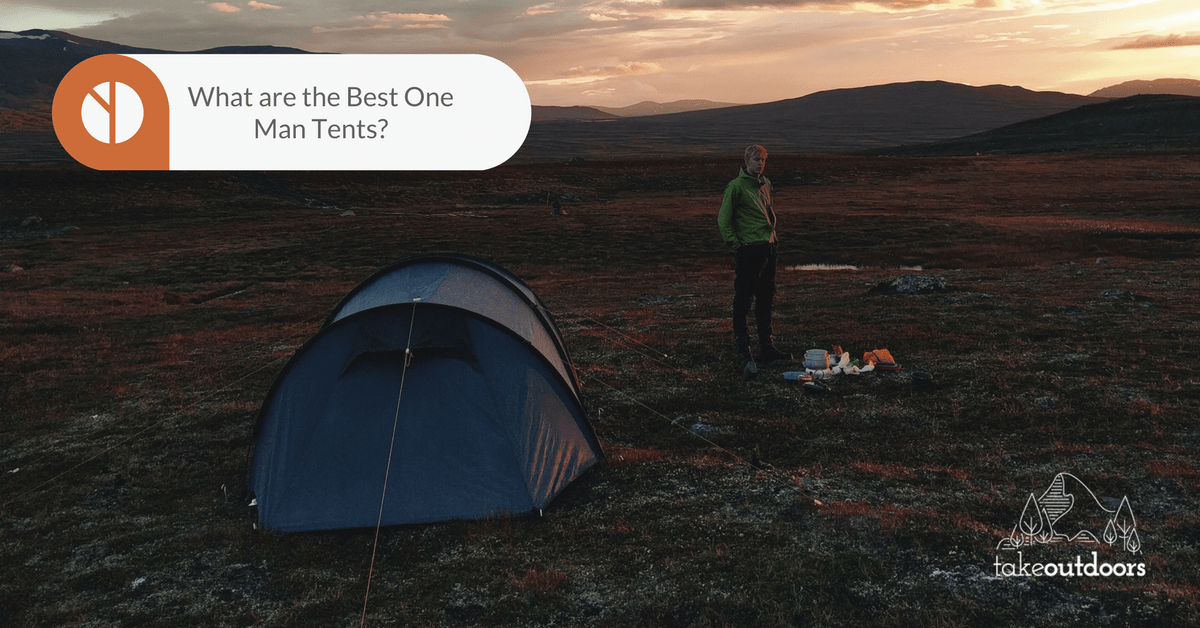 Featured Image of What are the Best One Man Tents?