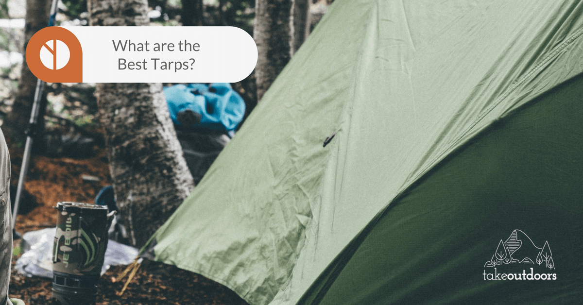 Picture of a Tarpaulin material
