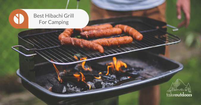 Featured Image for Best Hibachi Grill for Camping