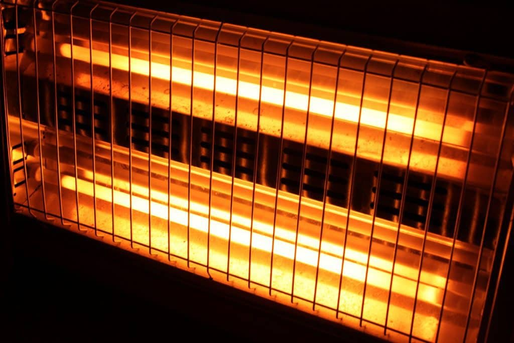 Close-up Image of Heater
