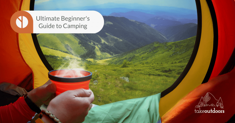 Featured Image For Beginner Guide To Camping