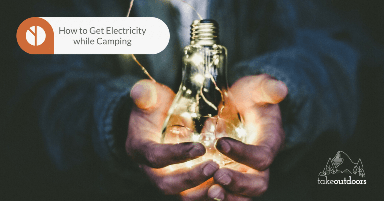 Featured Image for How to Get Electricity while Camping