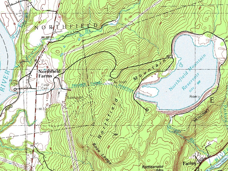 Topo Map by USGS