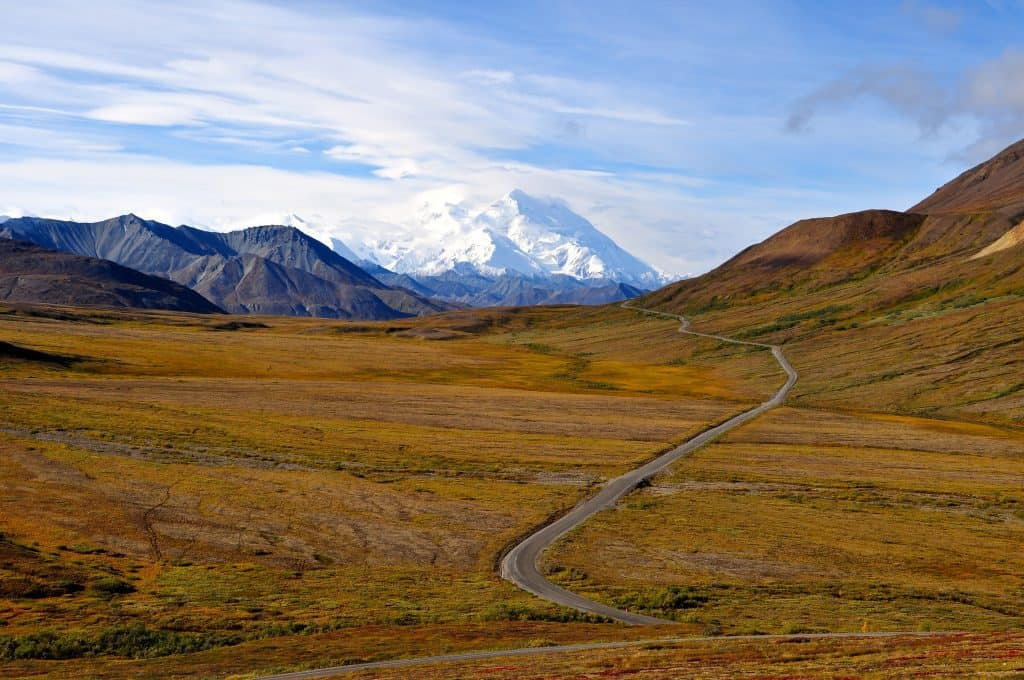 The classic shot of Denali by Madeleine Deaton