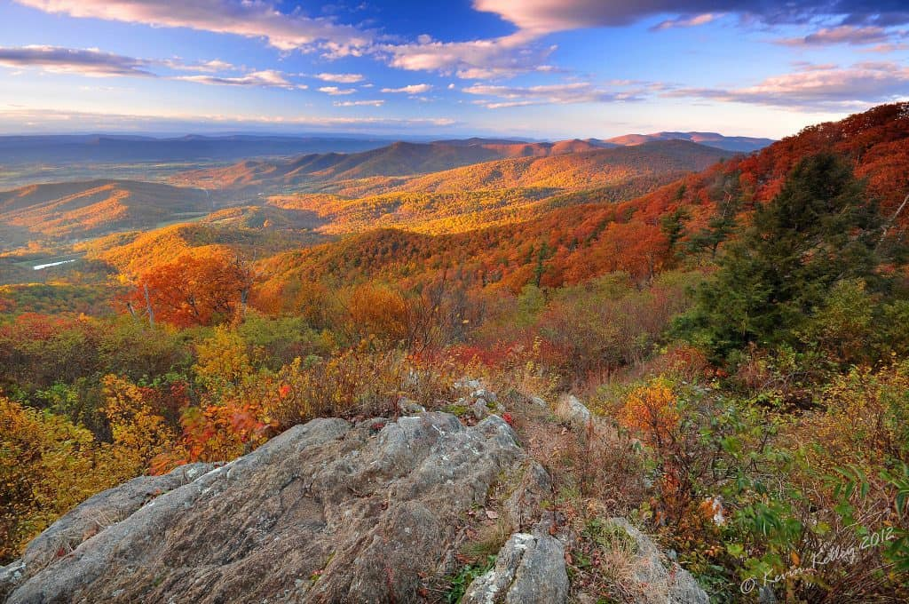 Shenandoah Park by Kevin Kelley
