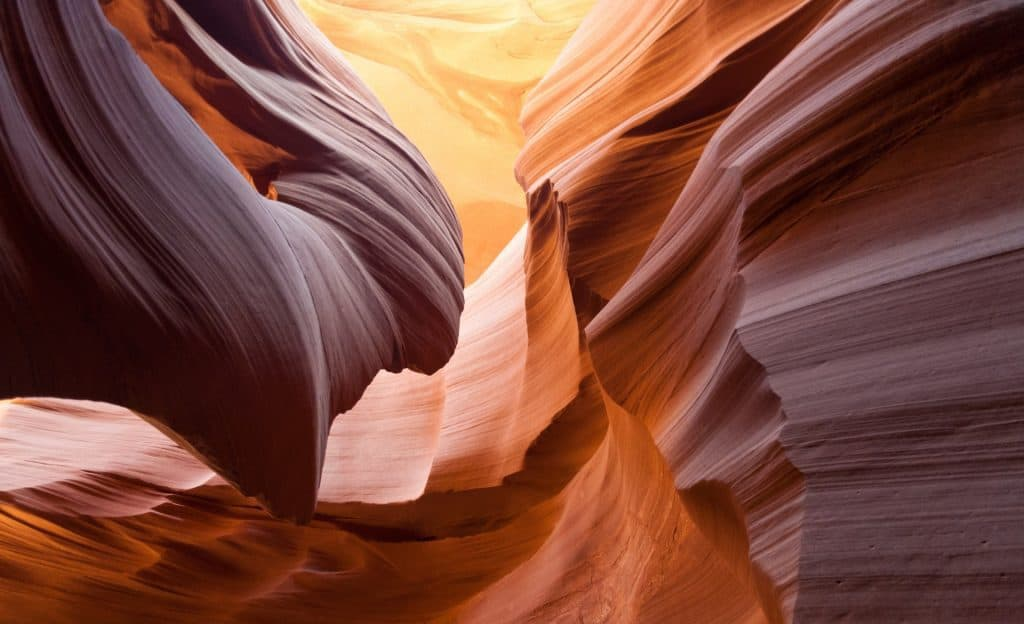 Antelope Canyon Lower Canyon