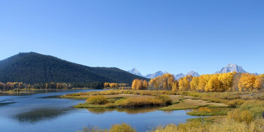 Grand Teton National Park Fall