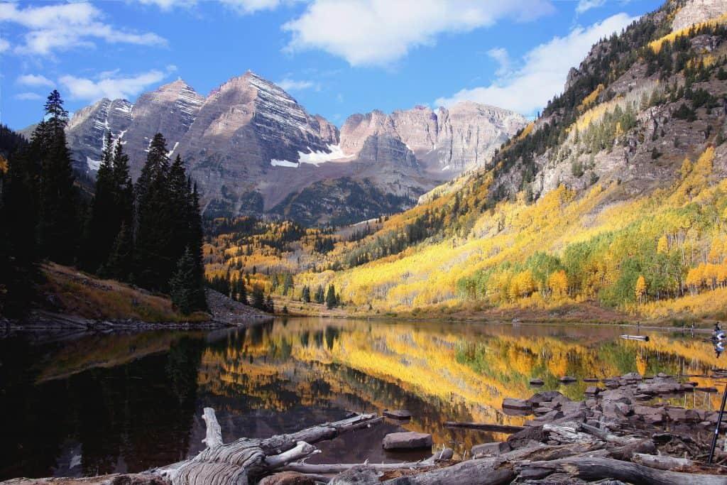 Rocky Mountain Fall Colorado
