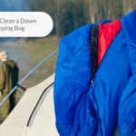 Featured Image of How to Clean A Down Sleeping Bag
