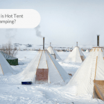The modern tipi at Oceti Sakowin Camp, Cannon Ball, North Dakota, USA, January 2017 — Stock Photo #140279462 The modern tipi at Oceti Sakowin Camp, Cannon Ball, North Dakota, USA