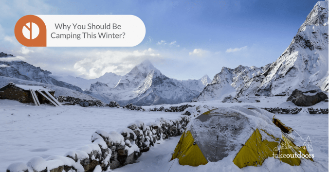 Featured Image of Why you should be camping this winter_