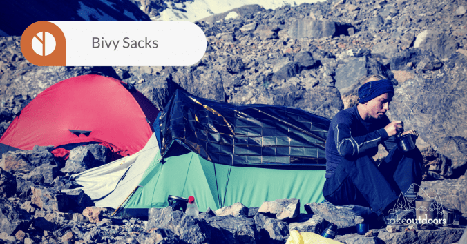 Featured Image of Bivy Sacks