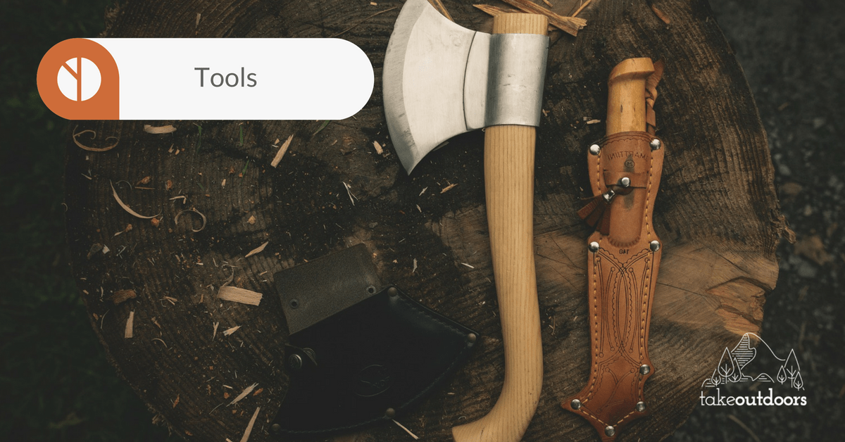 Featured Image of Camping Tools