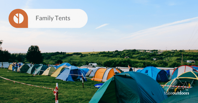 Featured Image of Family Tent