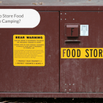 Featured Image of How to Store Food while camping