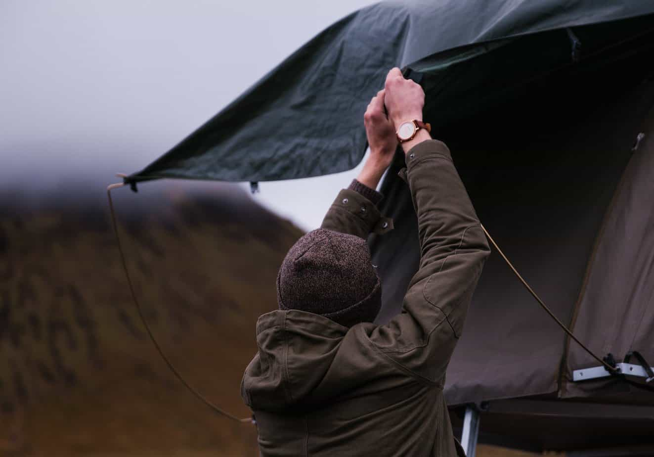 Another feature is that polyester can withstand sunlight more than nylon where sun rays can cause fading and deterioration to nylon tents over time. & The Ultimate Guide to Buying a Tent (Comes with a Quiz)