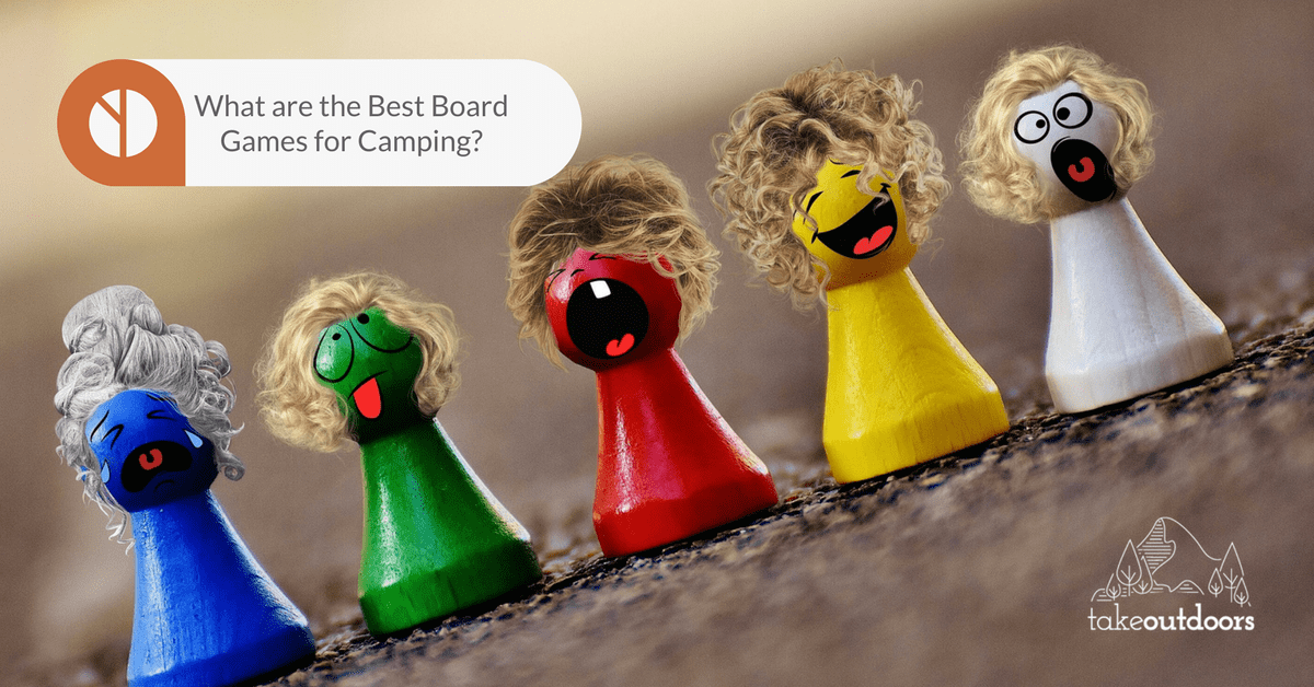 Featured image for Best Board Games for Camping
