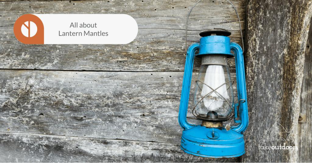 Single Tie Gas Lantern Mantle Pack of Three