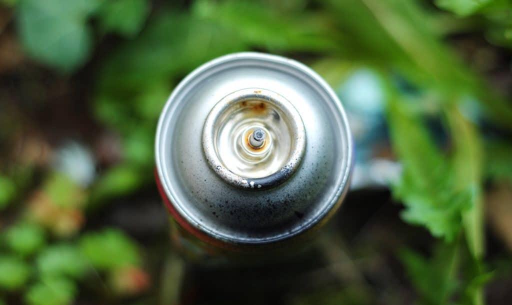 aerosol spray bottle