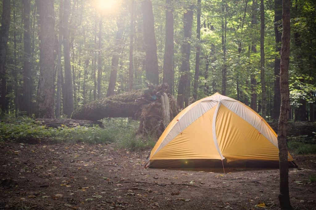 Best Waterproof Tent Sprays - TakeOutdoors