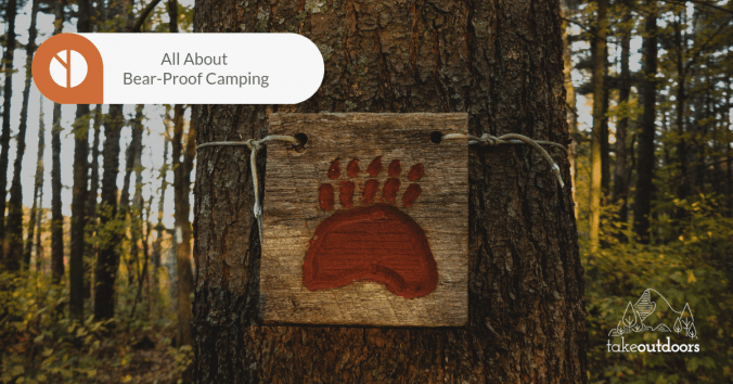 All About Bear-Proof Camping - TakeOutdoors
