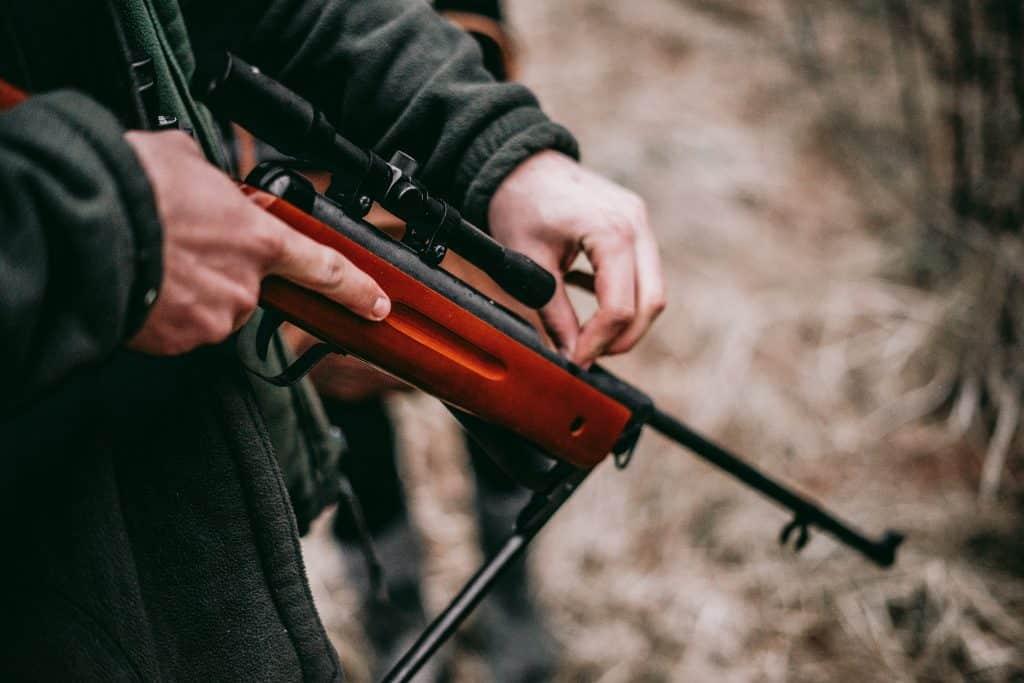 Brown Rifle
