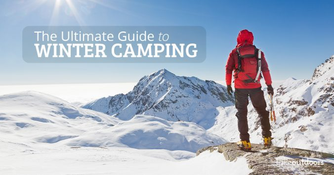 Featured Image for The Ultimate Guide to Winter Camping