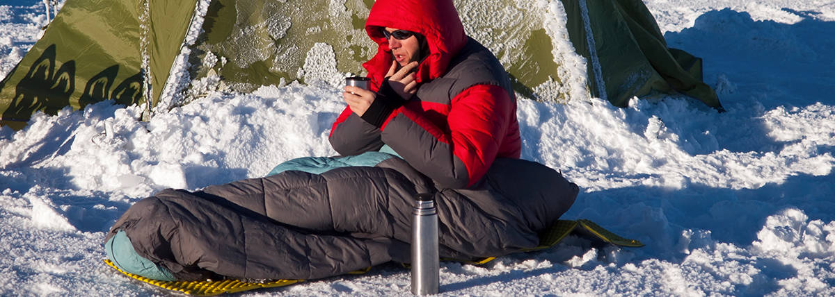 Header Image for Winter Sleeping Bag