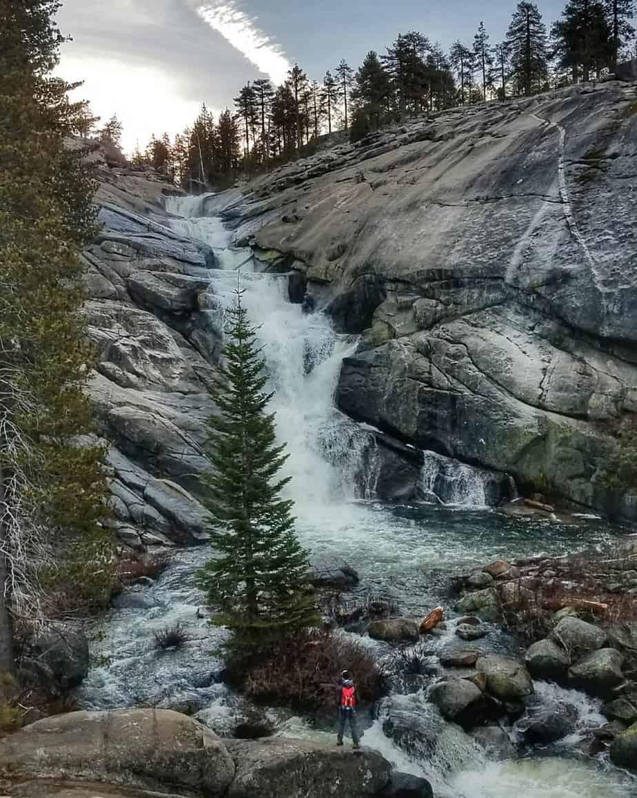 Chilnualna Falls by Anthony Nguyen