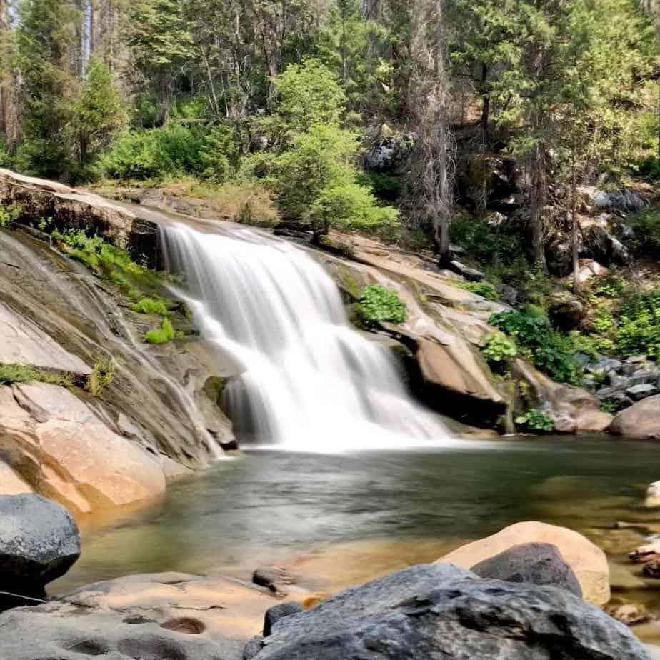 Carlon Falls by Ben Davies
