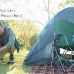 Feature image for what is the best 6 person tent